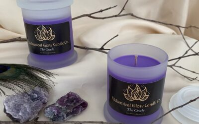 Alchemical Glow Candle Co