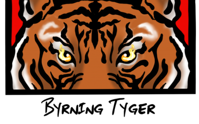 Byrning Tiger